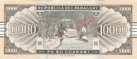 Guarani paraguayen.