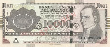 Guarani Paraguay.