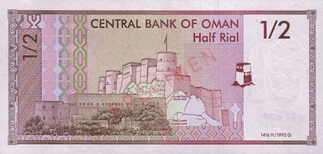 Currency Code Omr