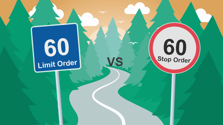 Limit Order vs Stop Order. What is the Difference Between Them