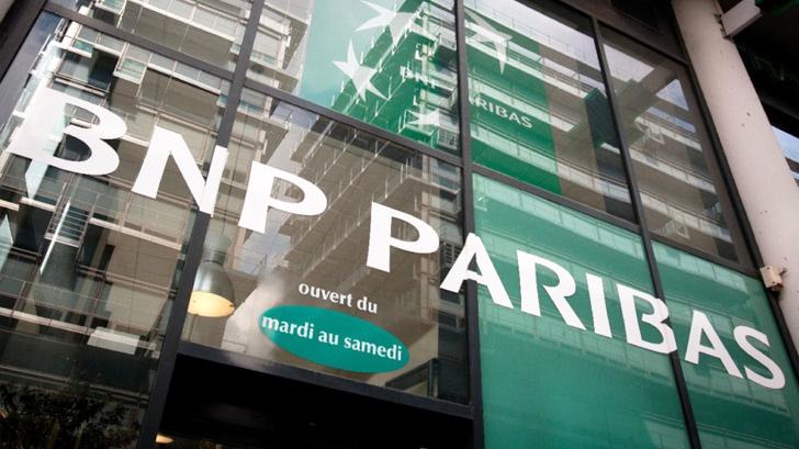 法國巴黎銀行