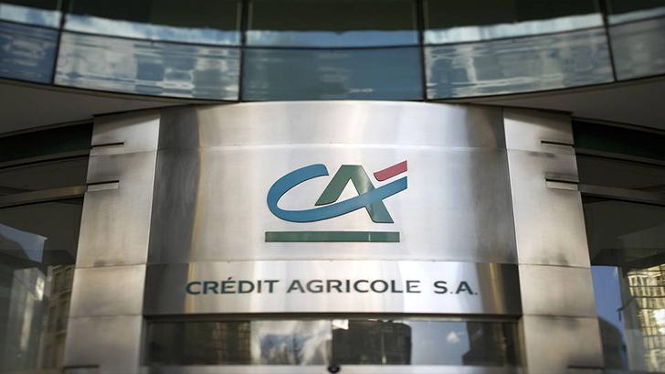 法国农业信贷银行