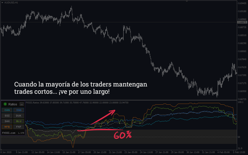 Ratios - Estrategia a largo plazo