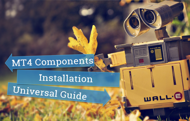 MT4 Components Installation Universal Guide