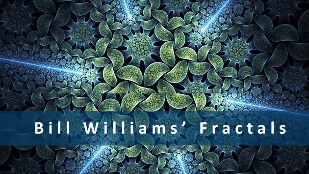 Bill Williams' Fractals + Description of Fractals Indicator