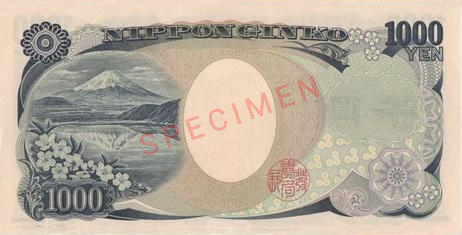 strong japanese yen currency