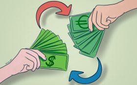 世界で最も取引されている通貨トップ5