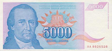 Yugoslav Dinara