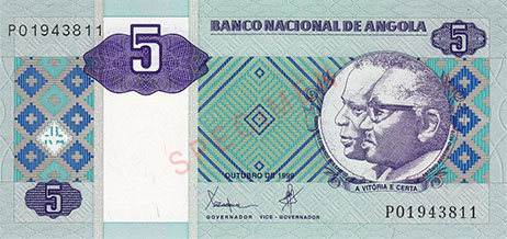 Angolan Kwanza