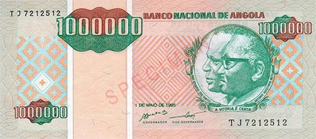 Angolan Kwanza Reajustado