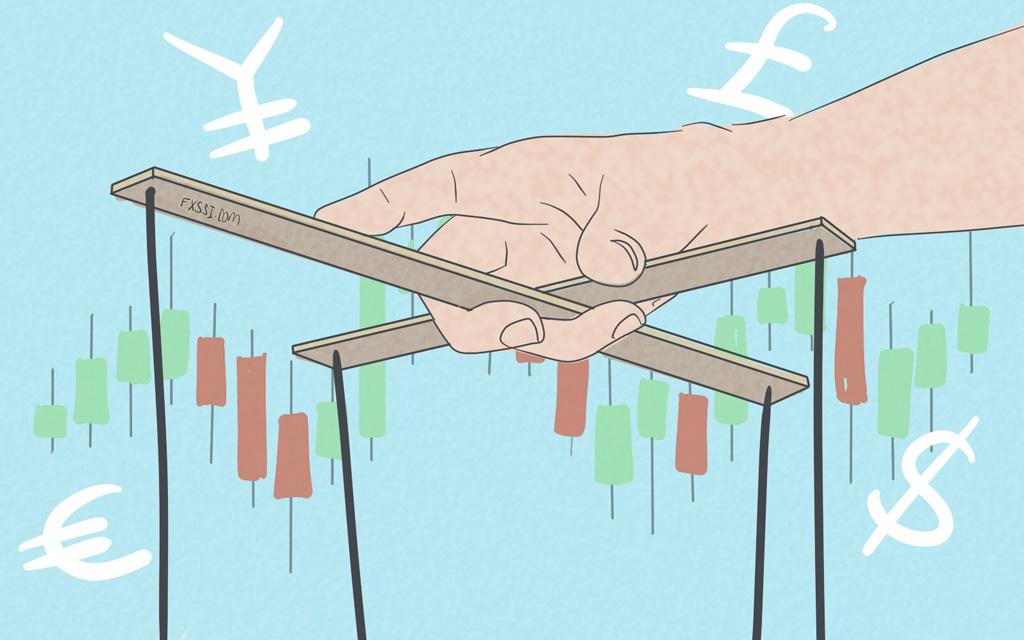 Cómo operar igual que los bancos en Forex