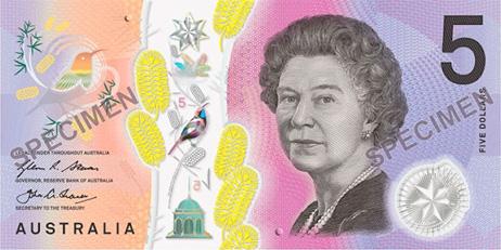 Australischer Dollar stabilste Währungen im Jahr 2020