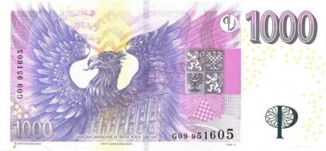Czech Koruna potential safest currency