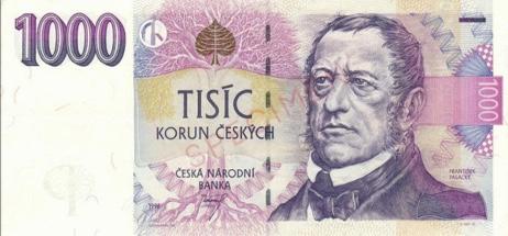 Tschechische Koruna potenzielle sichere Währung