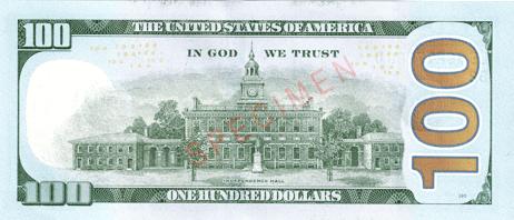 US-Dollar sichere Währung 2020