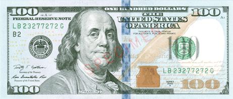 eine der sichersten Währungen US-Dollar