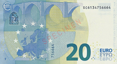 most stable currencies European Euro