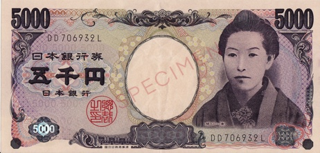 Japanese yen stable currency