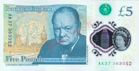 Pfund Sterling stabilste Währung 2020