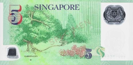 Singapore Dollar safe currencies 2020
