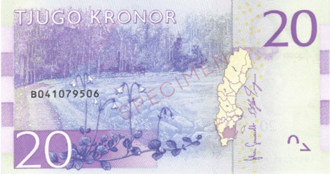 Swedish Krona most stable currencies of 2020